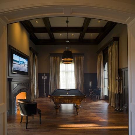 The Billiards Room...