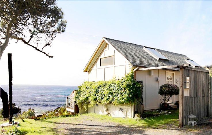 Gualala Vacation Rental - VRBO 3596096ha - 2 BR North Coast House in CA, Panoramic Views, Romantic, 10 Acres Private Ocean Front Property