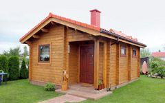 Domy letniskowe / Domy drewniane, domy z bali - Wako