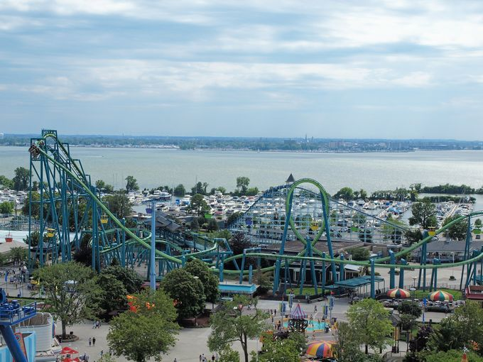 Best amusement parks, zoos and aquariums - Trip Advisor Ohio made it in the Top Ten!
