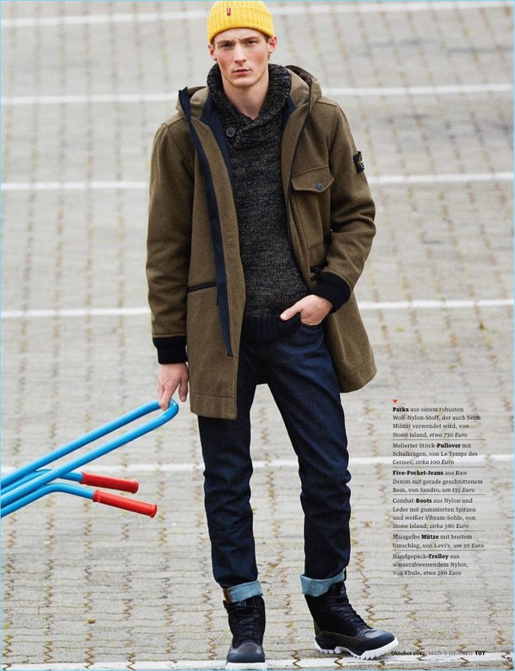 Michael Lange Sports Street Style For Men 39 S Health Germany