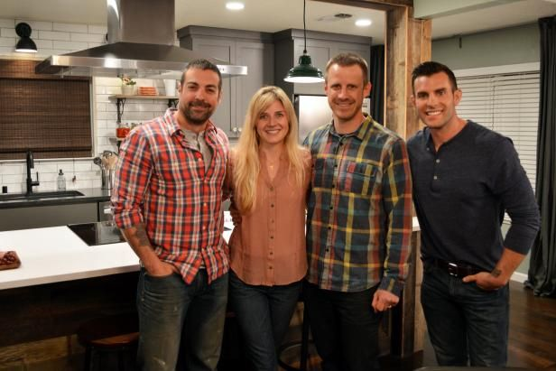 Check out one of our favorite kitchen makeovers from the first season of HGTV's 'America's Most Desperate Kitchens' featuring Kitchen Cousins Anthony Carrino and John Colaneri.