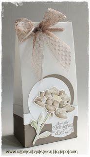 Sabines Basteleien: ~ Gift Bag Punch Board ...