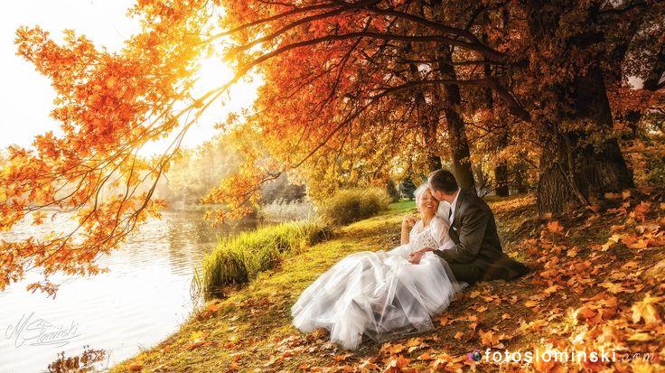 Piękna #Polska złota #jesień na zdjęciach - #Fotografia ślubna #Wrocław http://ift.tt/17ff5pJ