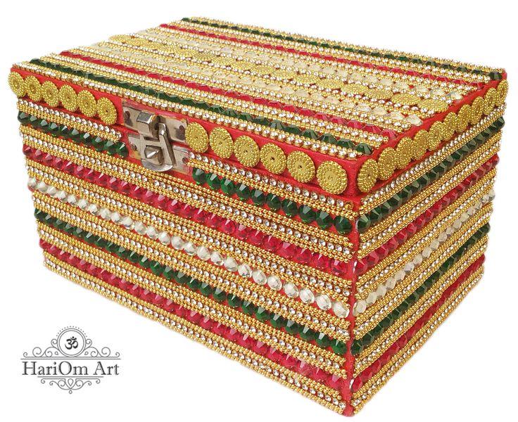 Bangle box by HariOm Art