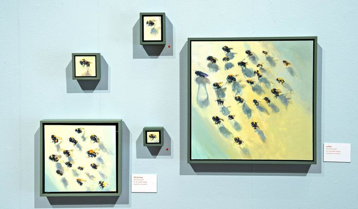 23 Bees and Tell The Bees by John Wiltshire  Featured in OPEM3