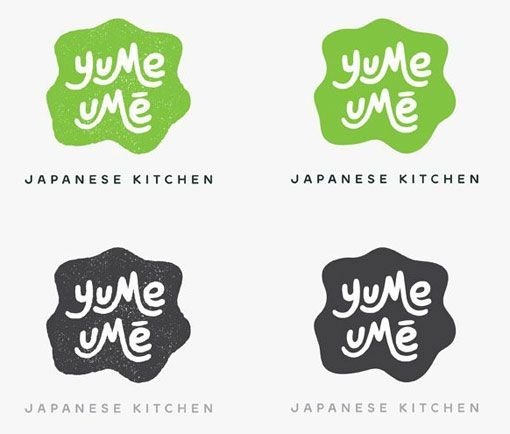 160over90: Yume Ume Branding and Collateral
