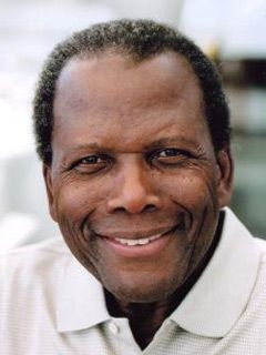 Sidney Poitier, the first African American man to win an Academy Award