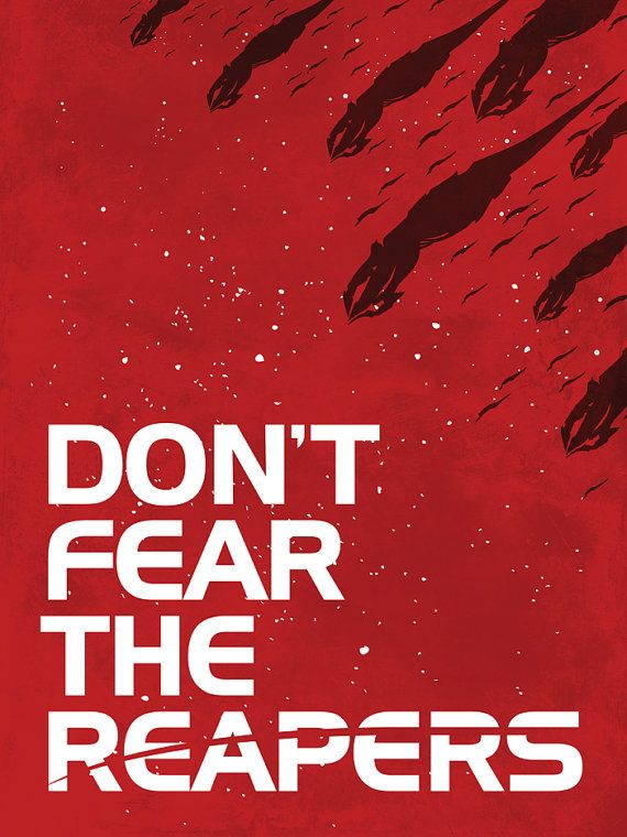 Mass Effect Bioware Shepard Video Games Poster Art by jefflangevin, $12.00 #masseffect #reapers #gaming