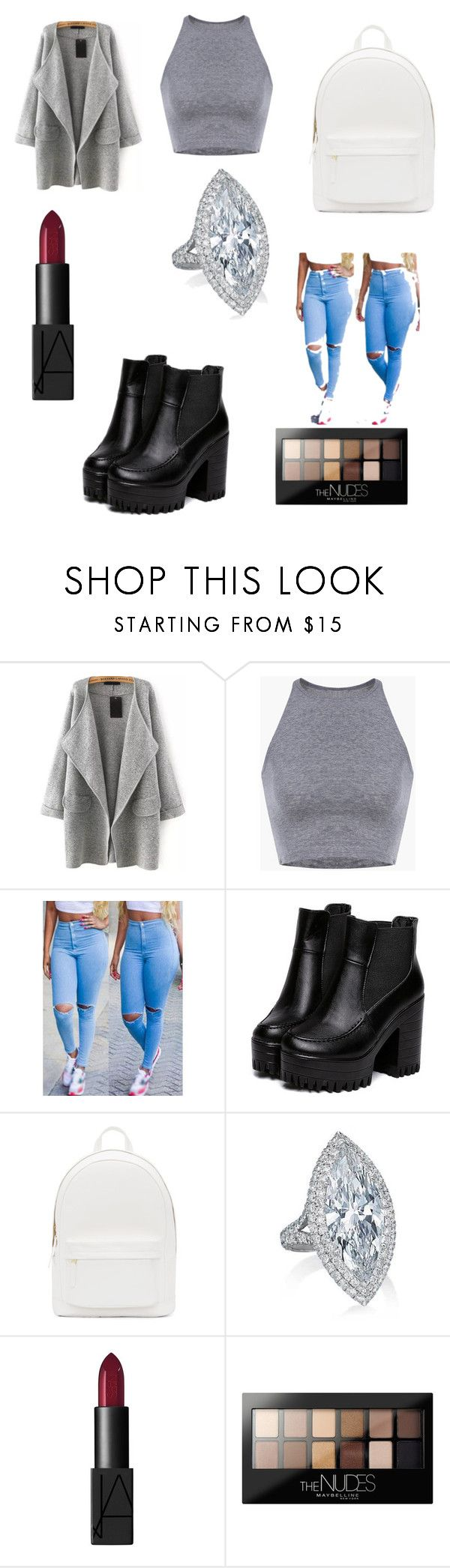 Shirin david winter look by victoriaxkx on Polyvore featuring #EngagementRing from #JRDunn
