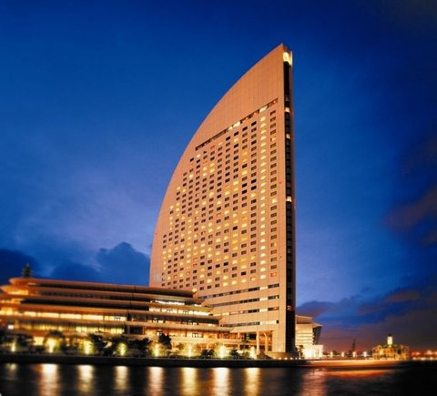 InterContinental Yokohama Grand This Yokohama hotel is set a few minutes from Pacifico Yokohama, and offers modern accommodation. It is close to the area's attractions and is within a 10-minute walk of Minatomirai Metro Station.