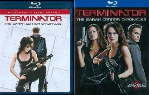 Terminator: The Sarah Connor Chronicles Seasons 1 & 2 (8-Discs Blu-ray) $19.99  Free Store Pickup #LavaHot http://www.lavahotdeals.com/us/cheap/terminator-sarah-connor-chronicles-seasons-1-2-8/216410?utm_source=pinterest&utm_medium=rss&utm_campaign=at_lavahotdealsus