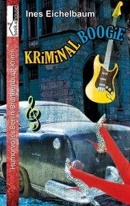 """Zauberblume vergibt 5 Sterne für """"Kriminalboogie"""" von Ines Eichelbaum  http://www.lovelybooks.de/autor/Ines-Eichelbaum/Kriminalboogie-1045901253-w/rezension/1045952387/"""
