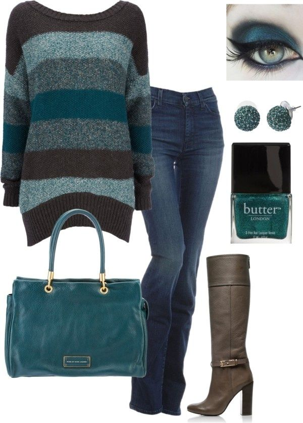 Prepare For Winter: Winter Woman Outfits 2013