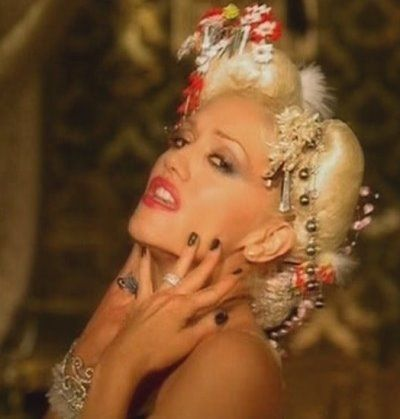 gwen stefani rich girl video music