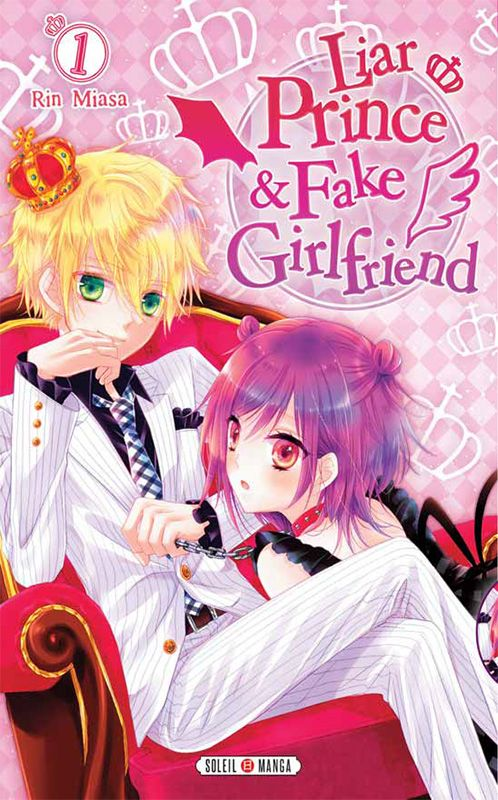 Liar Prince & Fake Girlfriend - Manga série - Manga news