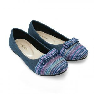 The Warna Shoes – New Arrival Lurik Biru