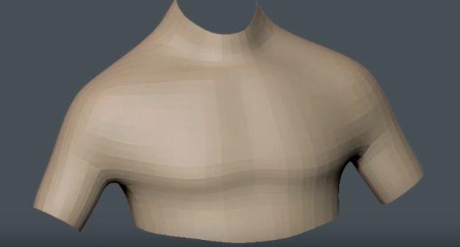 【 解剖学 】質の高い肩はこう作る! 2つの角度で魅せるスカルプト! | 日刊! CGデザイナー情報