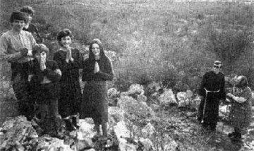 Apparitions at Medjugorje | Inizio delle apparizioni (1981)