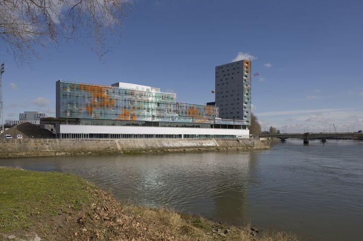 55 logements, espace petite enfance, Pantin (93) (2007-2012) - Philippe Gazeau