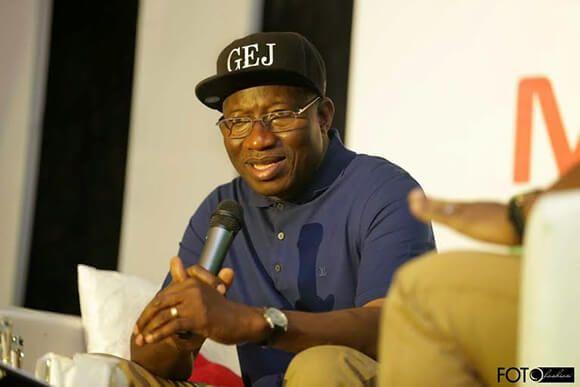 Read Goodluck Jonathan's Happy Birthday Message To President ...