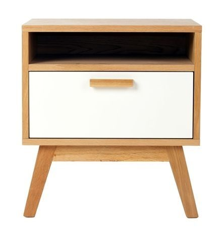 New bedside tables. Simple and elegant