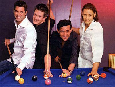 113 best celebrities playing pool images on pinterest - Il divo regresa a mi lyrics ...