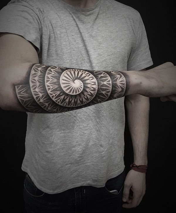 Amazing forearm tattoo for man - 110 Awesome Forearm Tattoos <3 <3