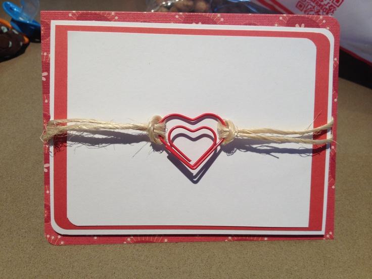 Thai's V day card to Roslyn