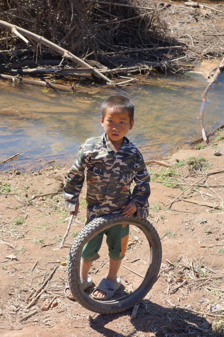 Huay Xai. Laos.