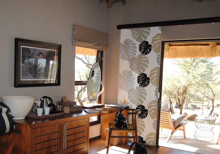 Nambiti Hills Private Game Reserve - Room with a view