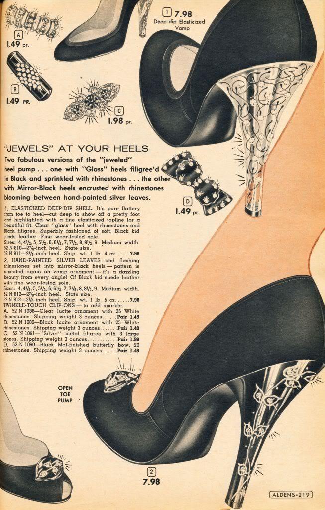 Alden's catalog from 1956-57