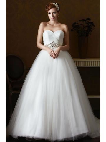 Chapel Släp Glittra & Skin Bar rygg Bröllopsklänningar 2015