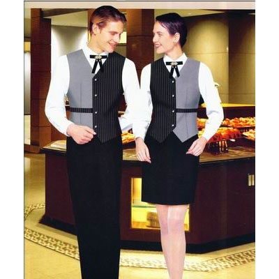 catering uniforms | Restaurant Uniform, C3-605 - Restaurant Uniform - Rensino Clothing Co ...