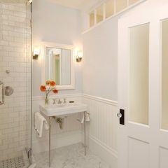 Wall Color: Benjamin Moore Iced Cubed Silver