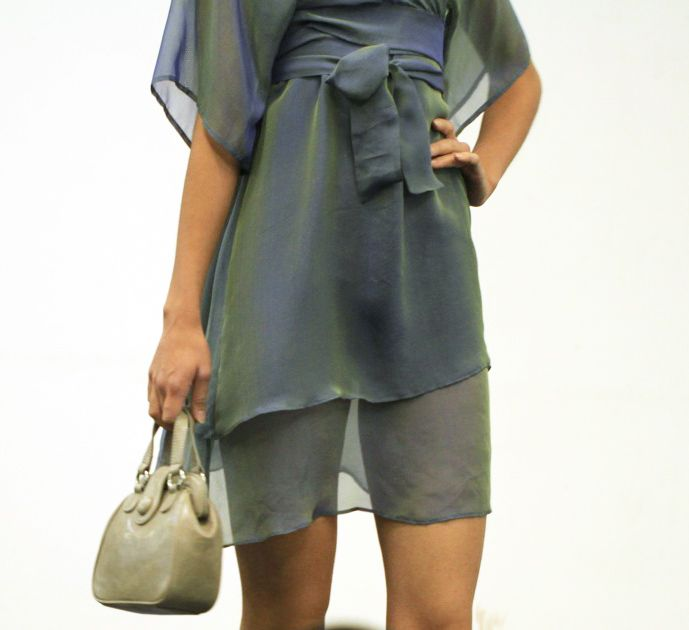 The Mayfair mini in taupe, SS2014