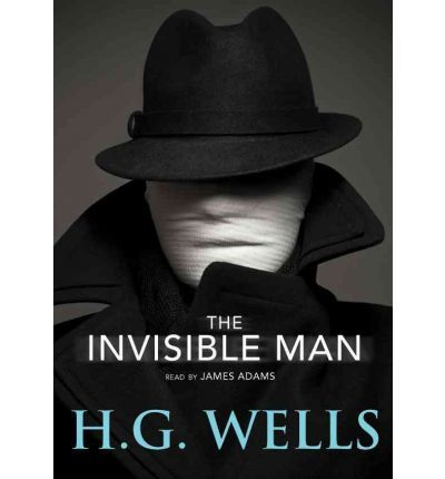 """The Invisible Man [1897] Interesting take on human behavior. Are we free to be as we like or only as free as society allows us? The machinations of being invisible. Another version regarding human behavior from Plato's Republic [Book 2]  (The Ring of Gyges - magical invisibility ring) Sound familiar. The Lord of the Rings also """"borrowed"""" the idea or """"was influenced"""" by it years later.Audio Book, Book Worth, Republic Book"""