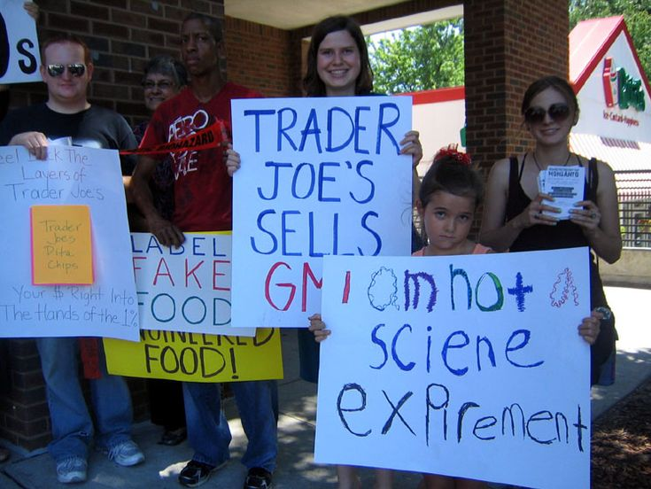On Saturday, July 28, 2012, members of the Atlanta Genetic Crimes Unit and the Food Supply Rescue Coalition descended on the Trader Joe's store located at 931 Monroe Drive, Atlanta, GA to shop for some truth. - Beware of GMO Food hazardous to your health. - http://www.PaulFDavis.com homeland security expert, health coach, food consultant (info@PaulFDavis.com)