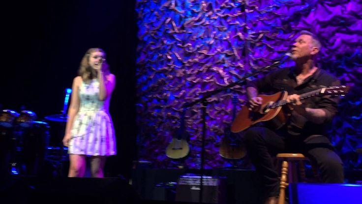James Hetfield & his daughter - Acoustic-4-A-Cure (San Francisco 2015) F...