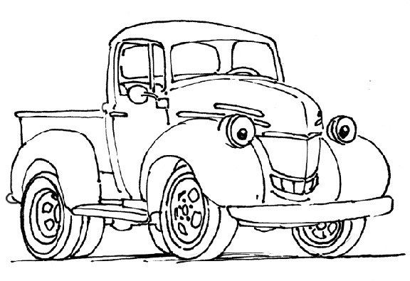Coloriage Voiture A Imprimer Coloring Pages For Boys Monster Truck Coloring Pages Cars Coloring Pages