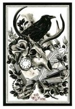 Eckel Print - Gentlemans Tattoo Flash