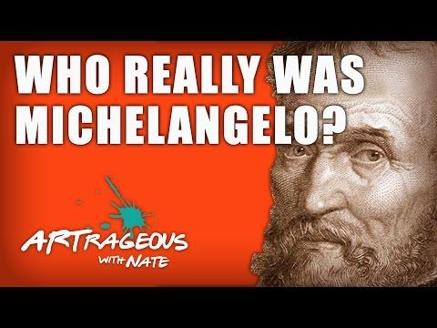 Michelangelo Biography: Who Was This Guy, Really? | Art History Lesson - YouTube