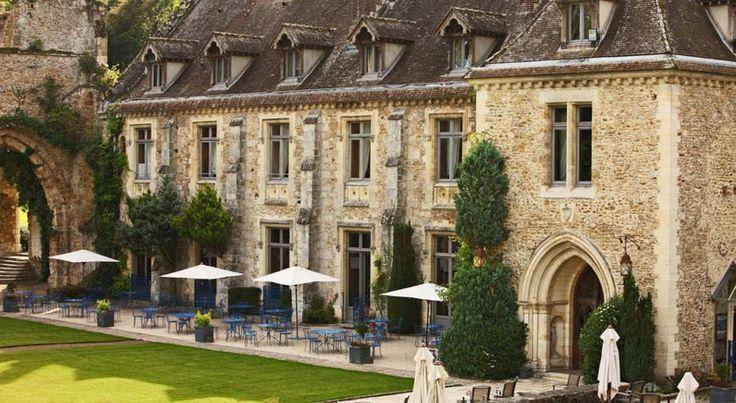 Hôtel Abbaye Des Vaux De Cernay - Cernay-la-Ville, France