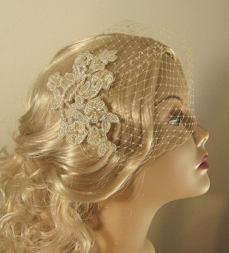 57 best Wedding Fascinators images on Pinterest | Wedding ...