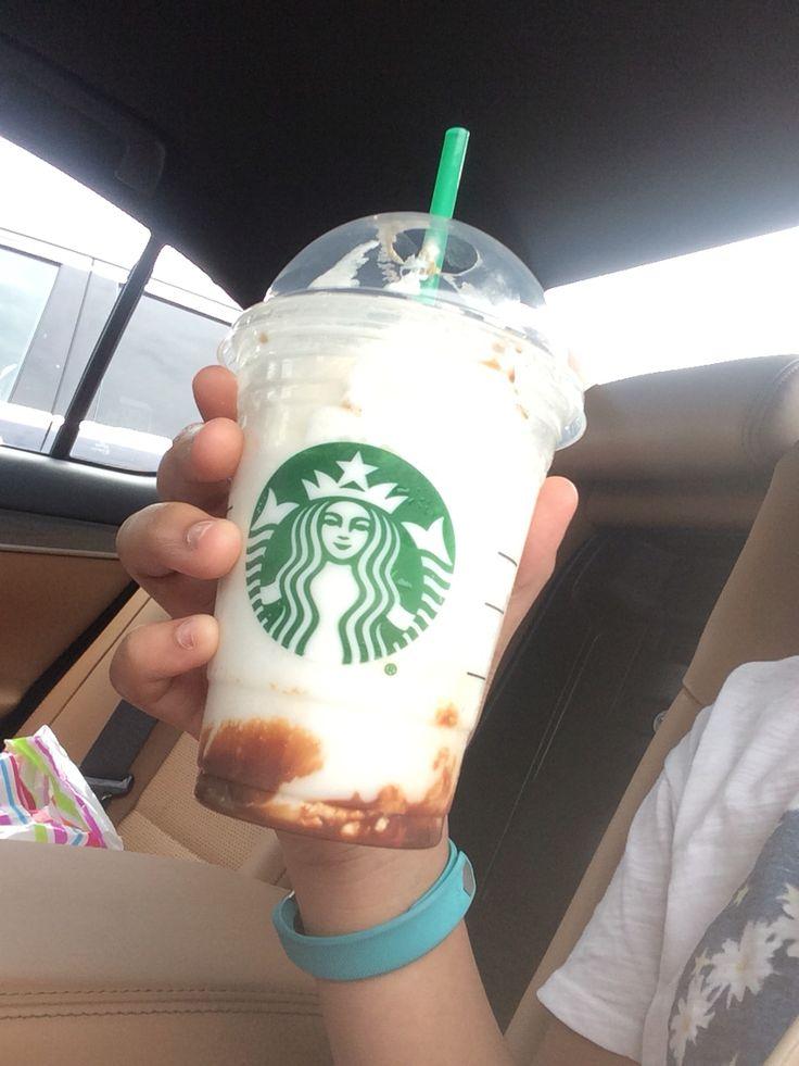 Starbucks Smores Frapachino with no coffee