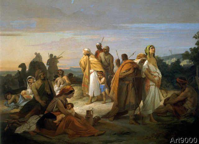 Antonio Puccinelli - Babylonian Captivity / Puccinelli