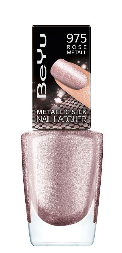 BeYu Metallic Affairs Metallic Silk Nail Laquer No. 973 / Bronzed Metall http://www.beyu.de/cosmetics/naegel/effektlacke/metallic-silk-nail-lacquer_id_1245_0.html