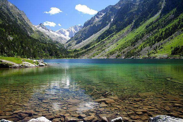 海外旅行世界遺産 ピレネー山脈-ペルデュ山(フランス側) フランスの絶景写真画像ランキング  フランス
