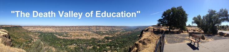 Education holds power through influence. A new design for a better future, guaranteeing the needs are met for the students, staff and the expectations from the local and global communities. #Education #Leadership #Future #deathvalley #diversity #curiosity #support
