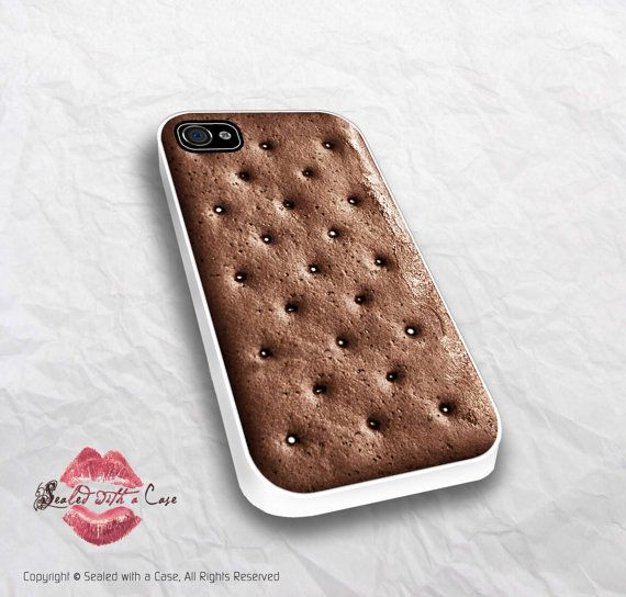Ice Cream Sandwich - iPhone 4 Case, iPhone 4s Case and iPhone 5/5S/5C case, Samsung Galaxy S2/S3/S4